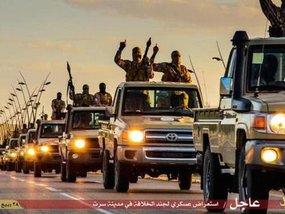 Toyota, Hyundai and Kia vehicles as ISIS's weapon of choice