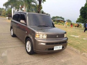 TOYOTA BB Grey 2006 AT For Sale