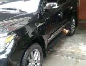 2013 Lexus LX 570 Black AT For Sale