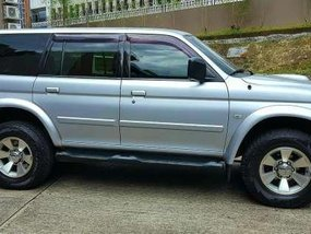 2006 Mitsubishi Montero Sport 4x4 For Sale