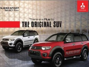 "Mitsubishi Pajero Sport ""Select Plus"" officially launched in India"