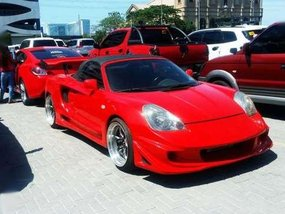 Toyota MRS Convertible Red MT For Sale