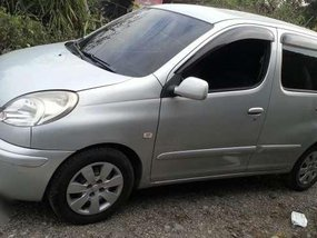 Toyota Funcargo AT 2000 Silver For Sale