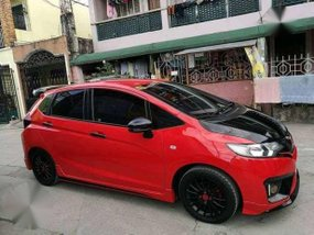 Honda Jazz 2015 Red MT Gas For Sale