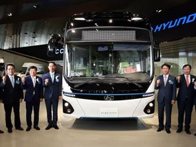 Around 170 mega vehicles at Hyundai's motor show