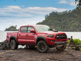 Toyota recalls 32,000 units of Tacoma trucks for potential stalling