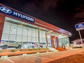 Opening of Nissan Cebu Central with an area of 5,000sqm
