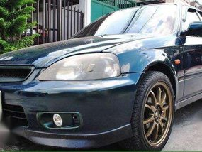 Honda Civic VTi SIR Body RUSH no issue
