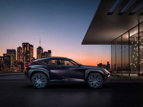 Lexus UX production to arrive next October