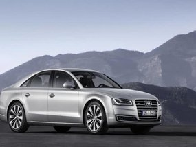 Next-gen Audi A8 to come with 48-Volt Tech as standard