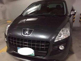 2012 Peugeot 3008 AT Gray
