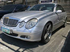 2005 Mercedes-Benz E-Class E200 Kompressor for sale