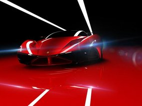 Ferrari LaFerrari successor might rival McLaren P1 and Porsche 918 Spyder