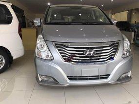 2017 Hyundai G.starex Diesel Automatic
