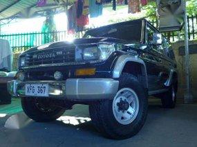 Toyota LandCruiser Prado KZJ78 4X4