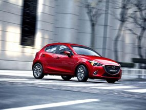 2017 Mazda 2 Tech Edition announces its launch in the UK