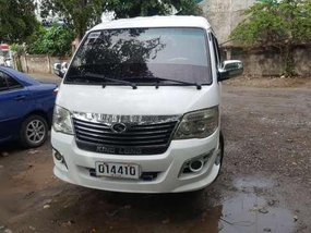 2013 king long univan 16 seater