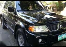 2006 Montero Sport 4x4 Turbo Diesel Automatic not Fortuner