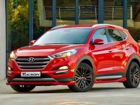 Hyundai Tucson Sport revealed with new power of 204hp