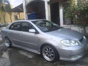 Sale or Swap Toyota Altis 03 1.6G Variant AT Loaded