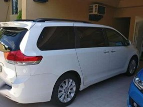 For sale 2012 Toyota Sienna XLE