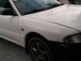 Mitsubishi Lancer EX White For Sale