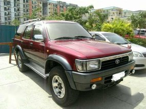 Toyota 4Runner Hilux Surf Swap AT
