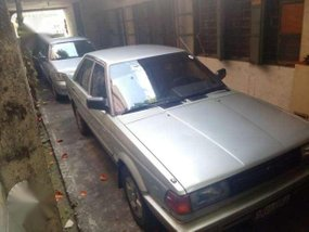 1990 Nissan Sentra SGX Silver For Sale