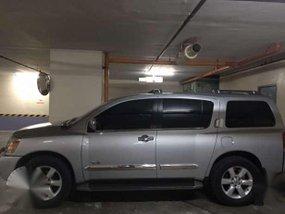 Nissan Armada 4X4 LE platinum editon