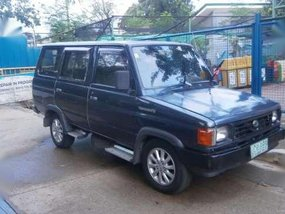 1995 Toyota Tamaraw FX Blue MT