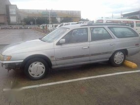 1993 Ford Taurus Wagon Silver AT