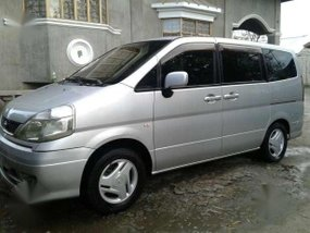Nissan Serena 2006 Silver AT For Sale