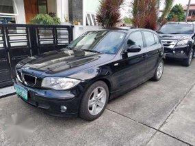 BMW 118i Black AT For Sale