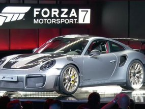 New Porsche 911 GT2 RS launched at E3 2017