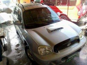 Hyundai Santa Fe 4x2 2005 MT