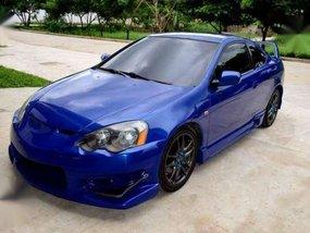 Honda Integra Type R Blue Manual