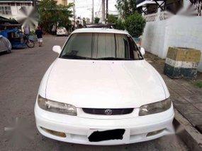 Mazda 626 1998 White Automatic For Sale