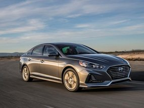 2018 Hyundai Sonata facelift debuts in the US from ₱ 1,092,751