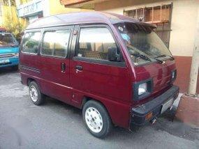 1993 Suzuki Multicab Red For Sale