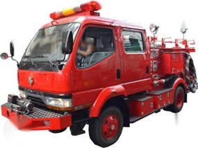 Fire Truck 4WD Power Take-Off