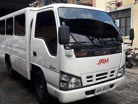Isuzu NHR FB White 2014 For Sale