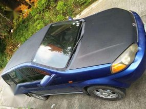Fresh 2000 Honda HRV Blue AT For Sale