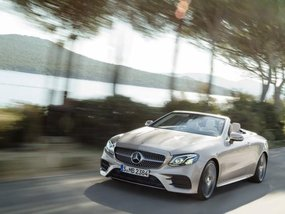 2018 Mercedes-Benz E-Class Cabriolet to go on sale in Germany from ₱ 2,826,950