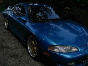 Mitsubishi Eclipse 1996 Blue For Sale