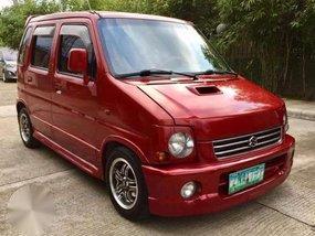 Suzuki Wagon R Wide 2008 AT Red
