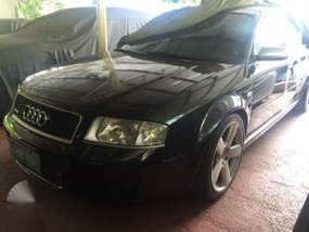 2006 Audi RS6 Sedan Black AT For Sale
