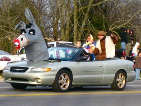 2017 Donkey Sanctuary Car Show to open in July