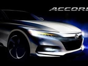 2018 Honda Accord to make world premiere on July 14