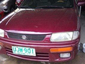 For sale Mazda familia 1996
