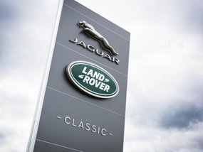 Jaguar Land Rover opens the world's largest classic car works in the UK